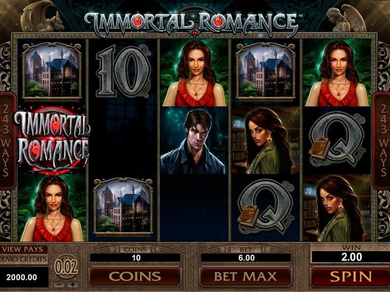 Immortal Romance Review Online 2021 in Canada