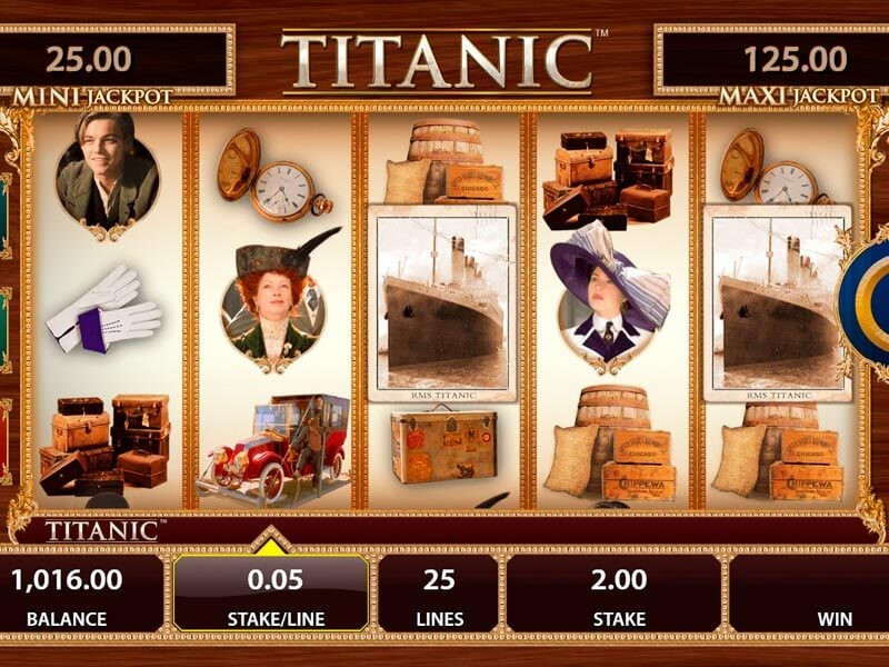 Titanic Review Online 2021 in Canada