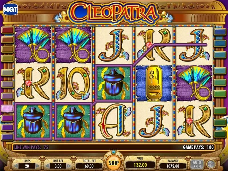 Free Slots Cleopatra by IGT